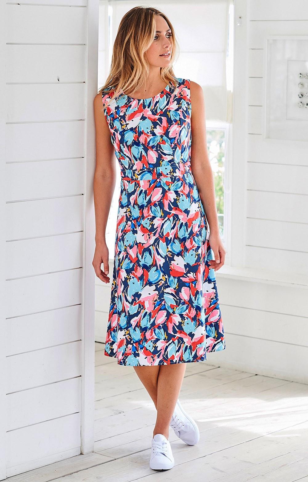 0a7a310ce2277c Ladies Adini Layla Dress - House of Bruar
