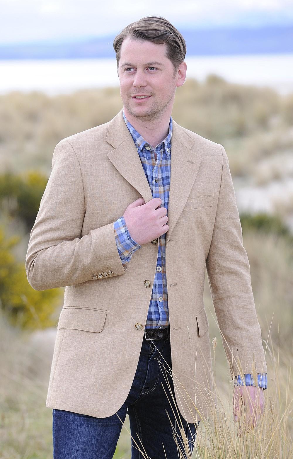 dd72ccee9fbb Mens Cashmere Linen Jacket