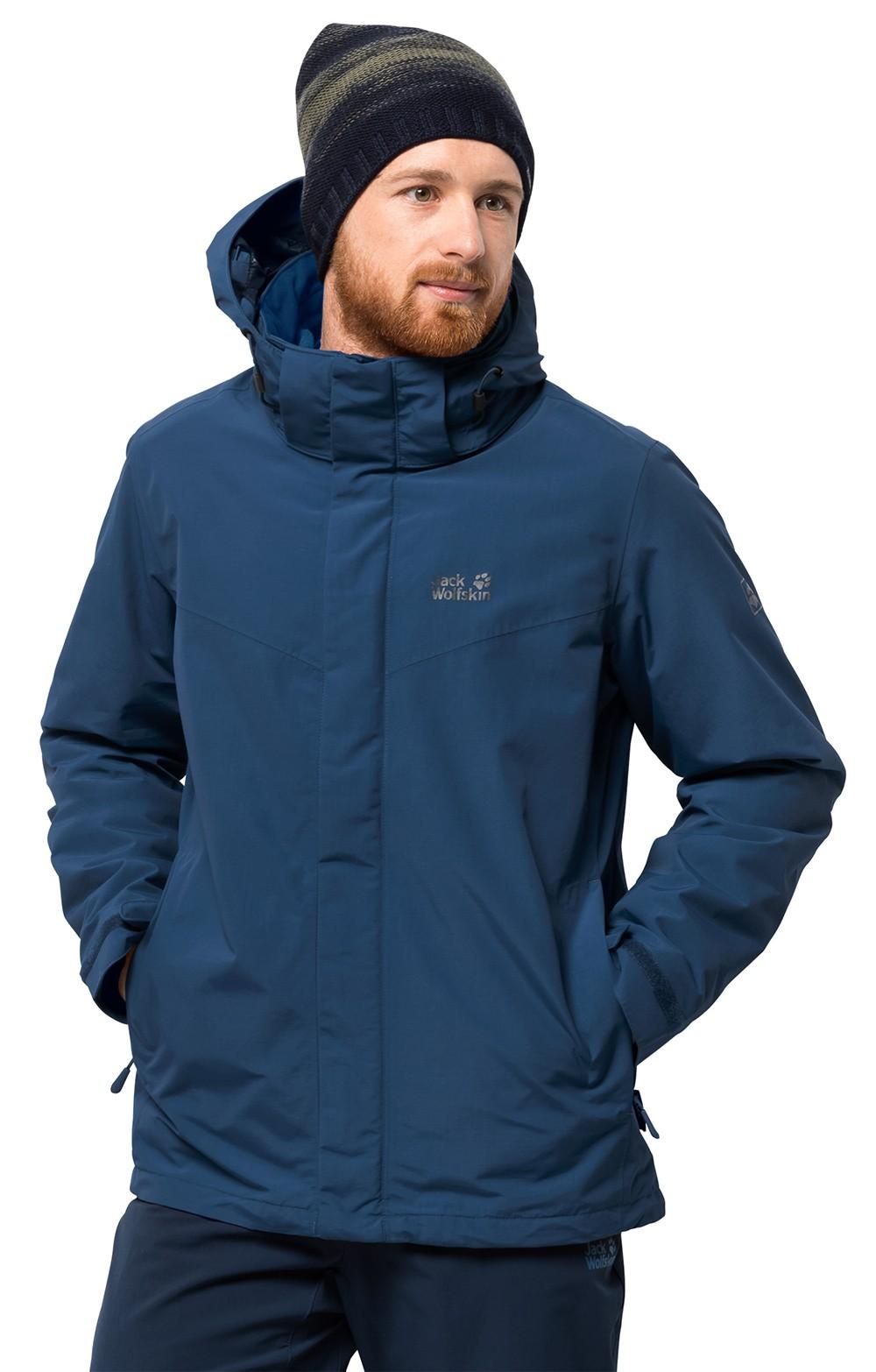 outlet store 37f76 a8ff6 Men's Jack Wolfskin Gotland 3-in-1 Jacket