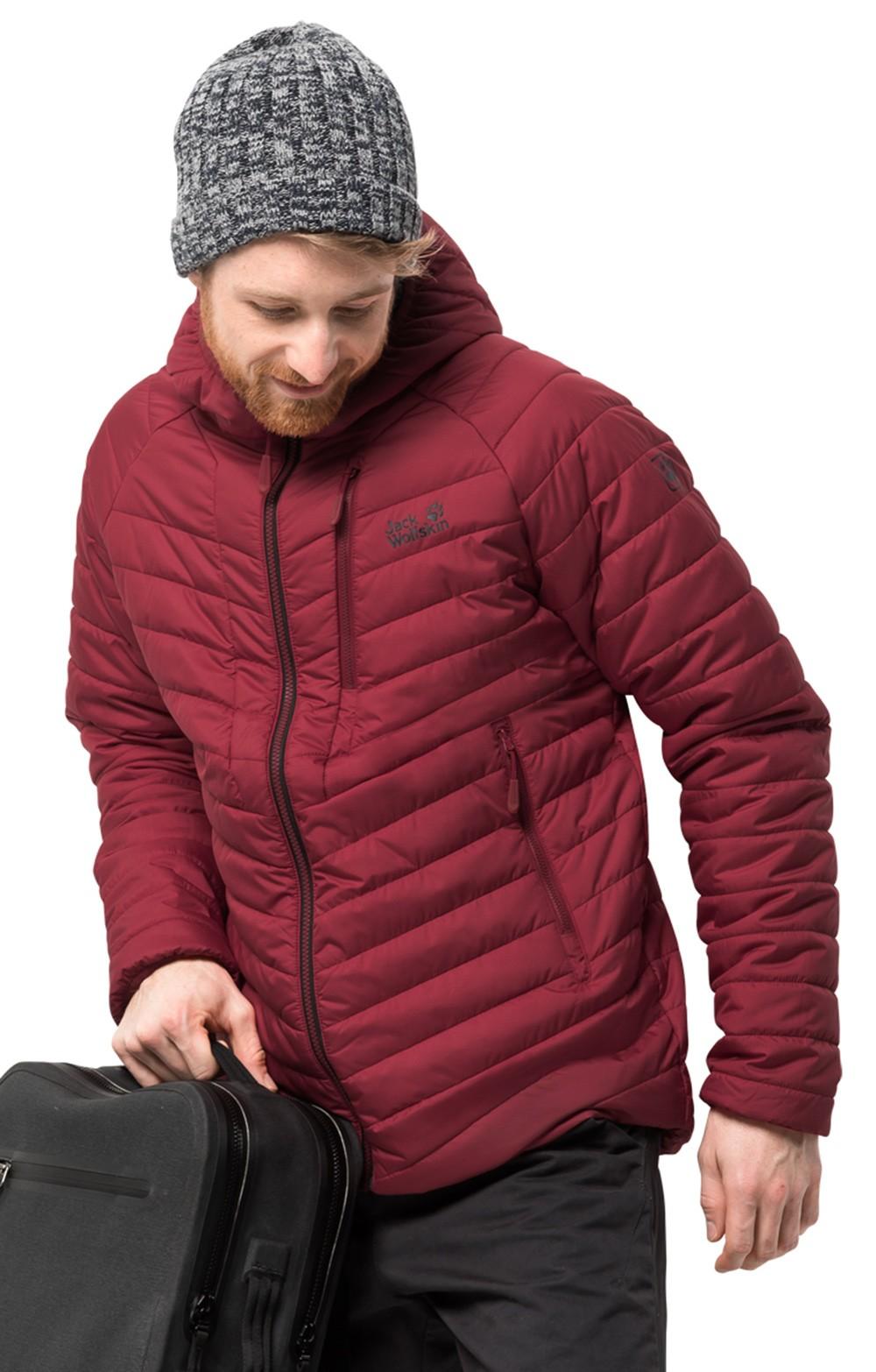 świeże style piękno Darmowa dostawa Men's Jack Wolfskin Aero Trail Jacket