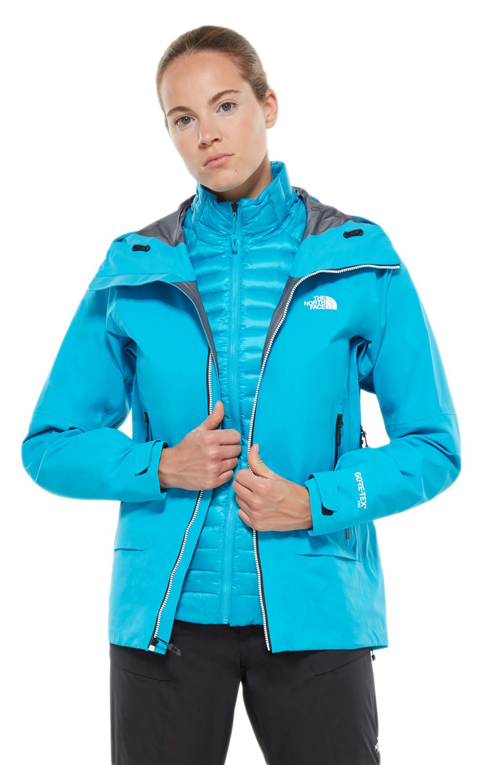36d70b13 The North Face Ladies Impendor Shell Jacket - House of Bruar