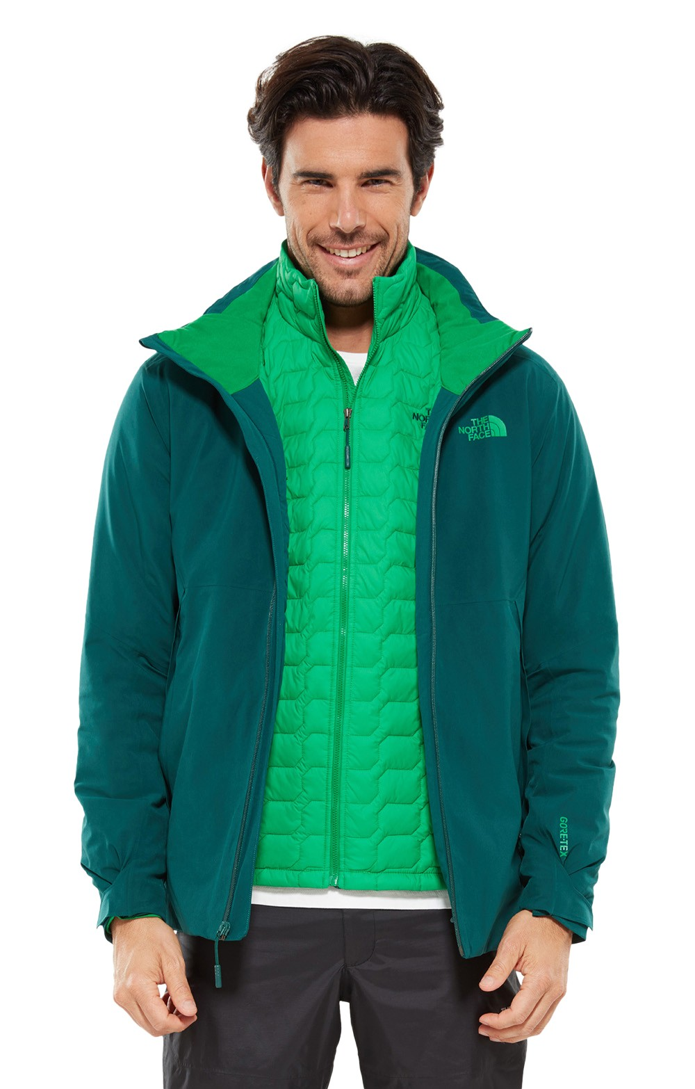 ebd45376b2f Mens The North Face Thermoball Jacket - House of Bruar