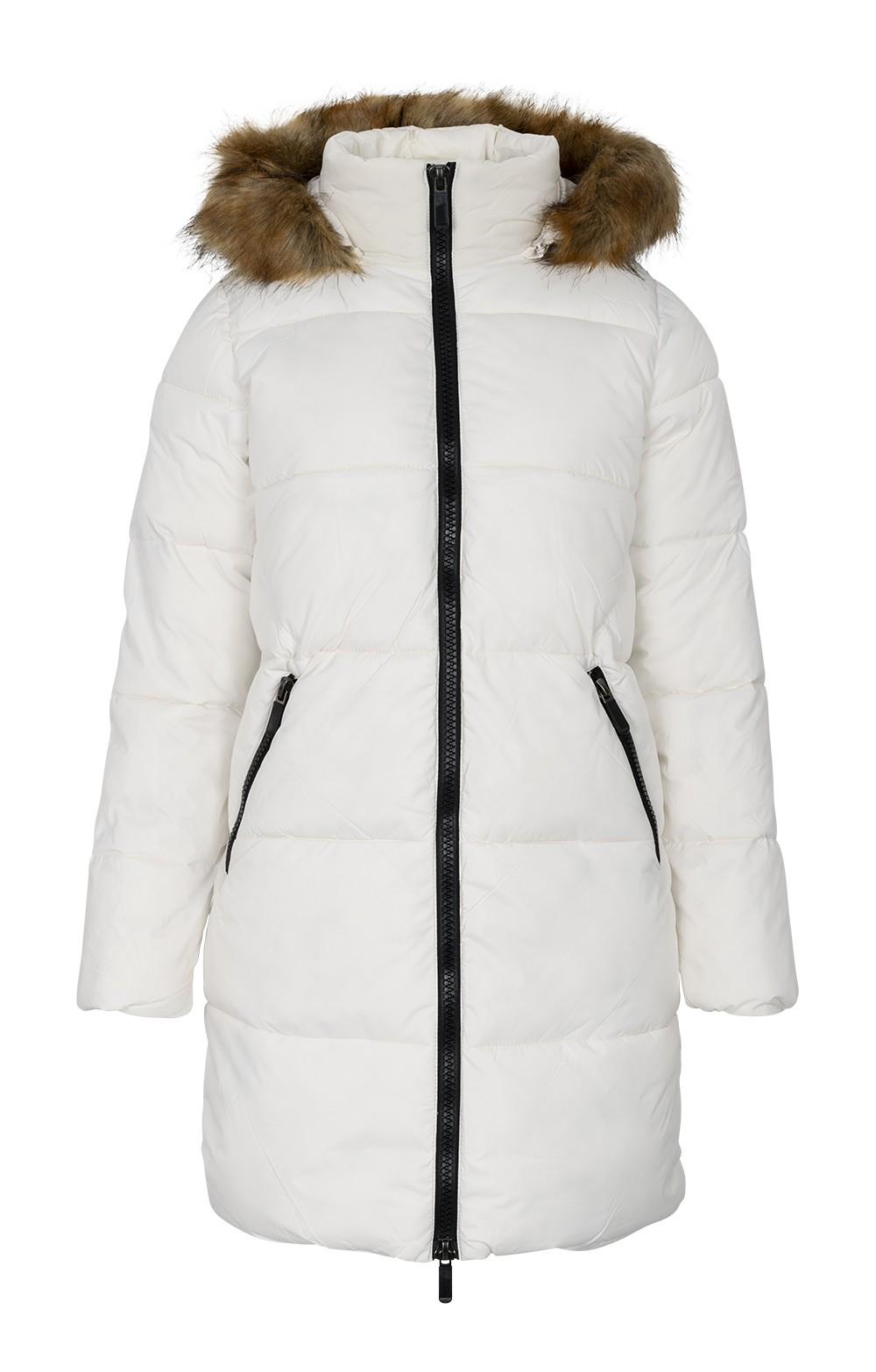 7cc506ae1 Ladies Faux Fur Trim Parka - House of Bruar