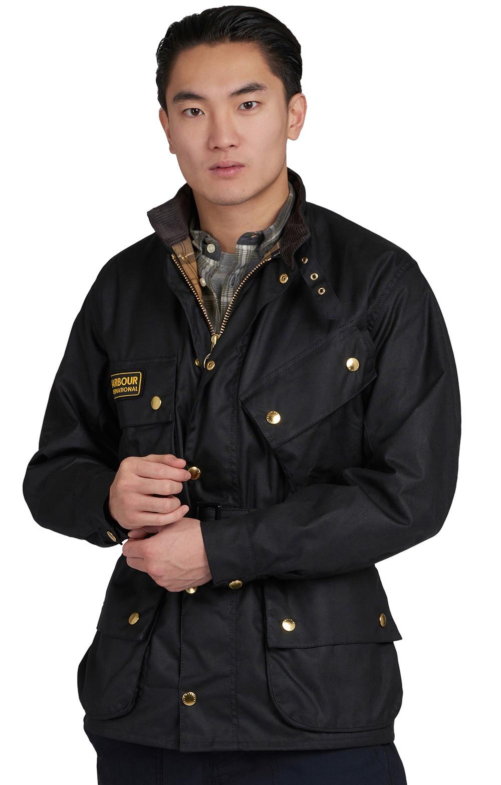 c531eed87cf85 Barbour International Jacket | Barbour | House Of Bruar