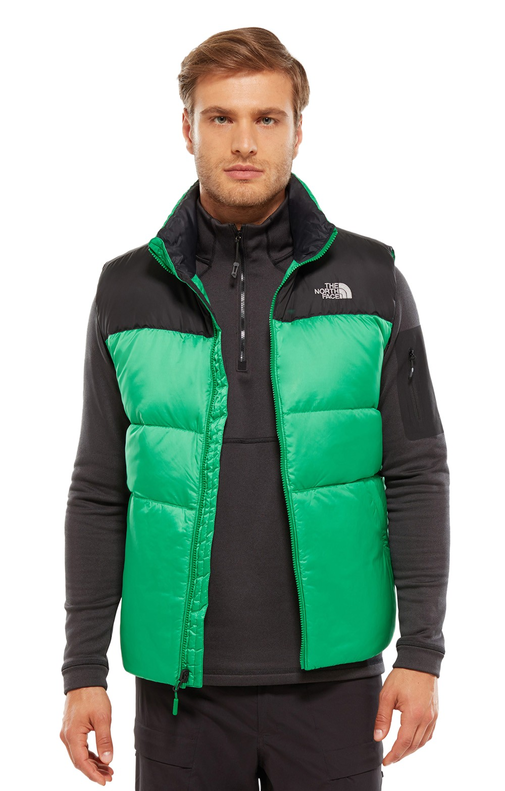 Nye Mens The North Face Nuptse Vest - House of Bruar JA-62