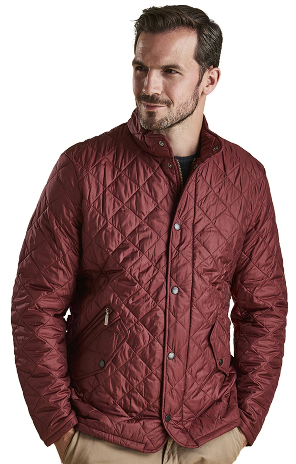 956afc1a74f86 Mens Barbour Flyweight Chelsea Quilted Jacket - House of Bruar