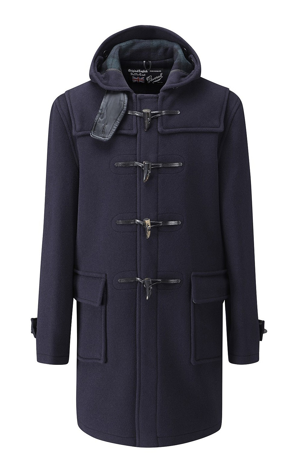 lace up in united states purchase original Mens Gloverall Duffle Coat