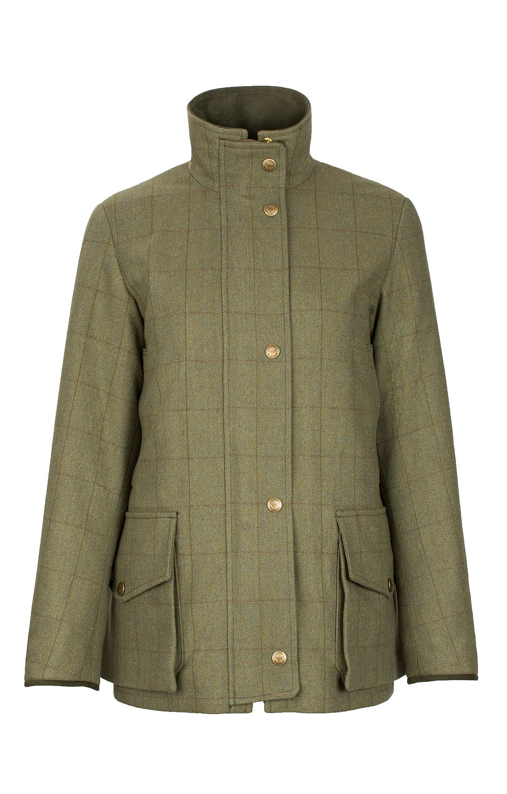 Ladies Chrysalis Tweed Shooting Coat | Ladies Sporting Coats ...