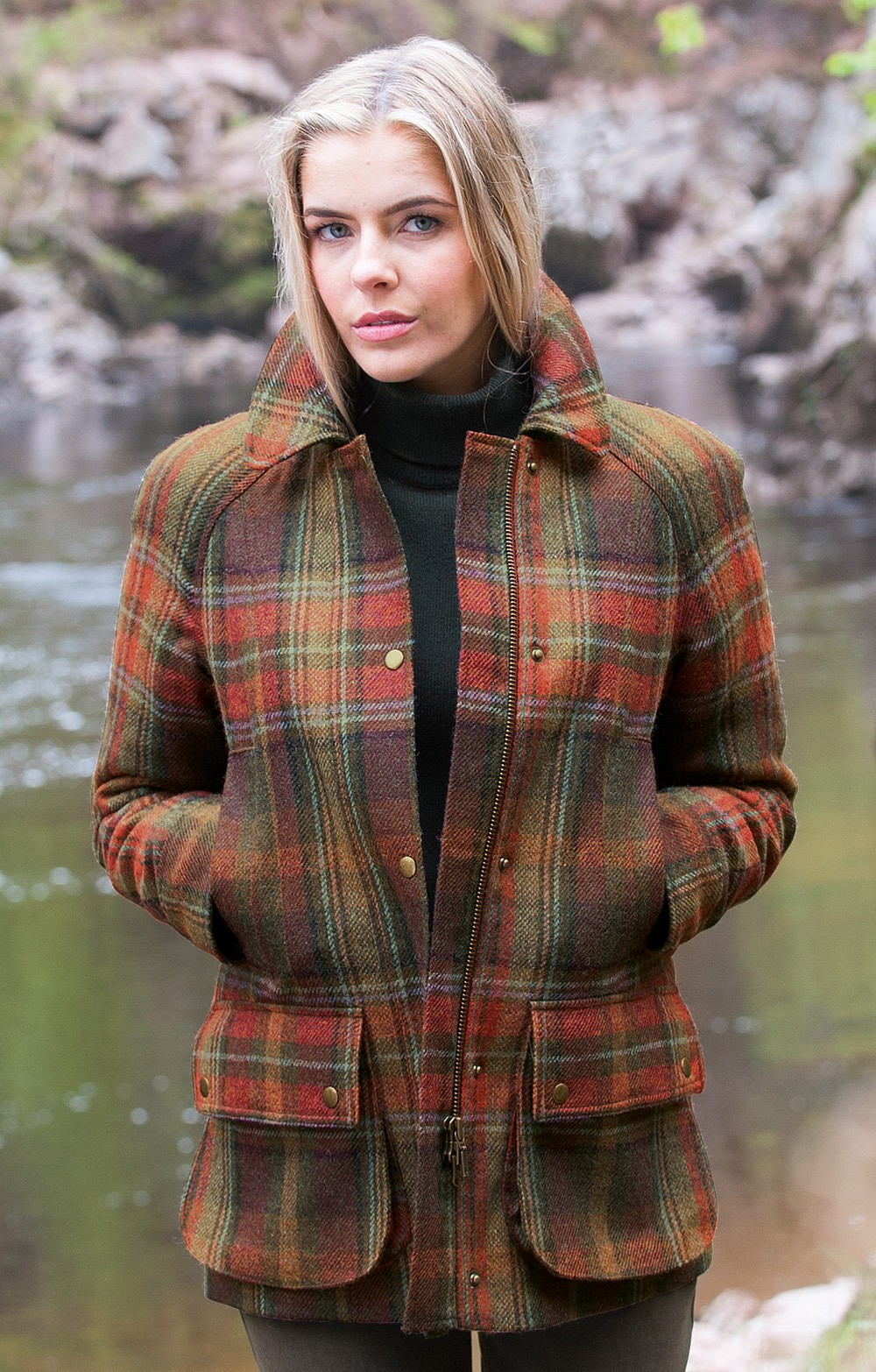 bd7fc413 Ladies Tweed Shooting Coat