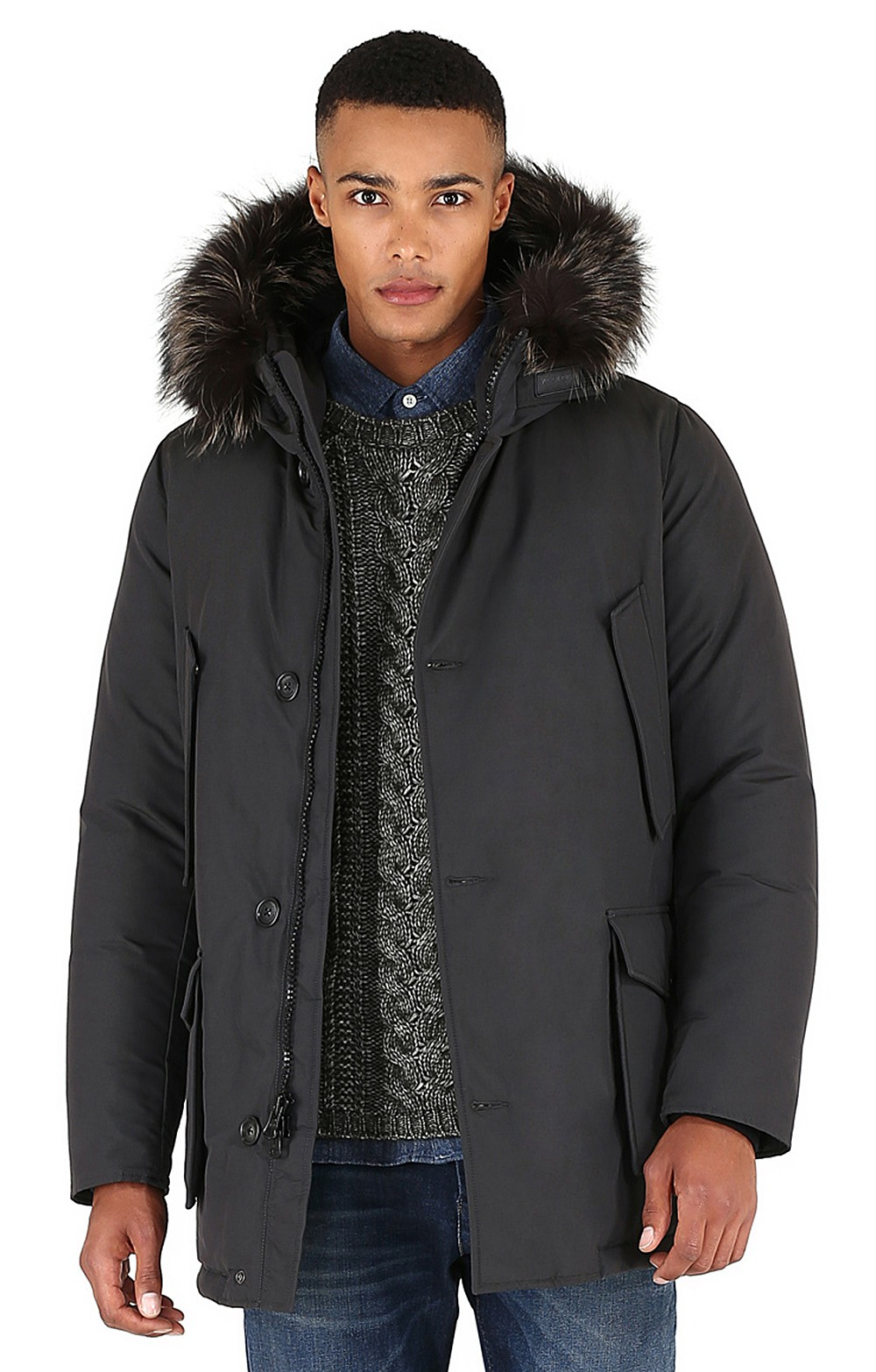 more photos ffe27 a74a2 Men's Woolrich Arctic Parka TT