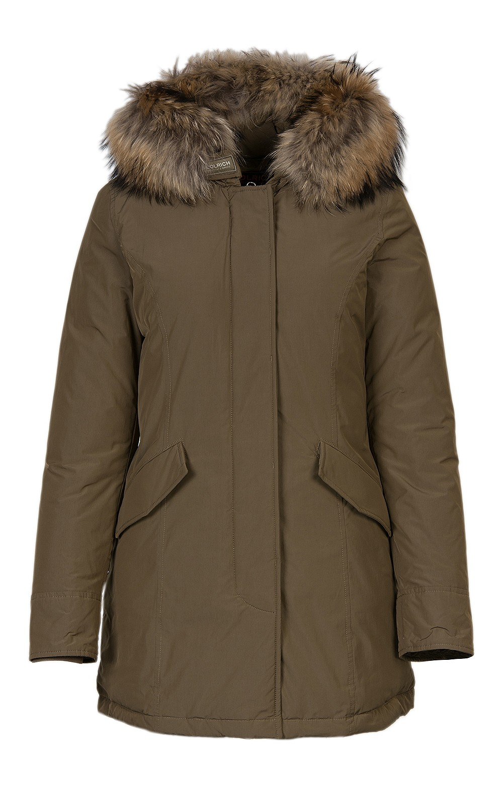 0114da04a Ladies Woolrich Luxury Arctic Parka
