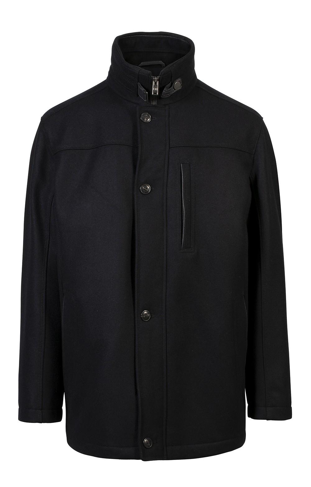 6d30c4b0d400 Mens Classic Wool Coat - House of Bruar