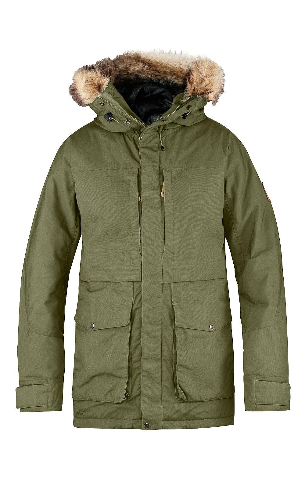 fda40b43 Fjallraven Barents Parka   Men's Waterproof & Wet Weather Coats   House Of  Bruar