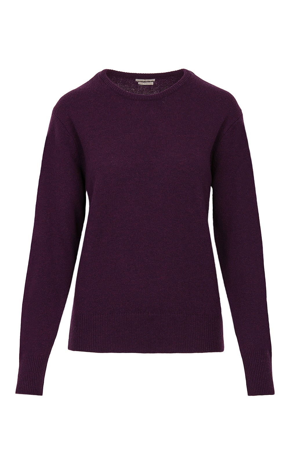 a8e34c76eed87 House of Bruar Lambswool Crew Neck - House of Bruar