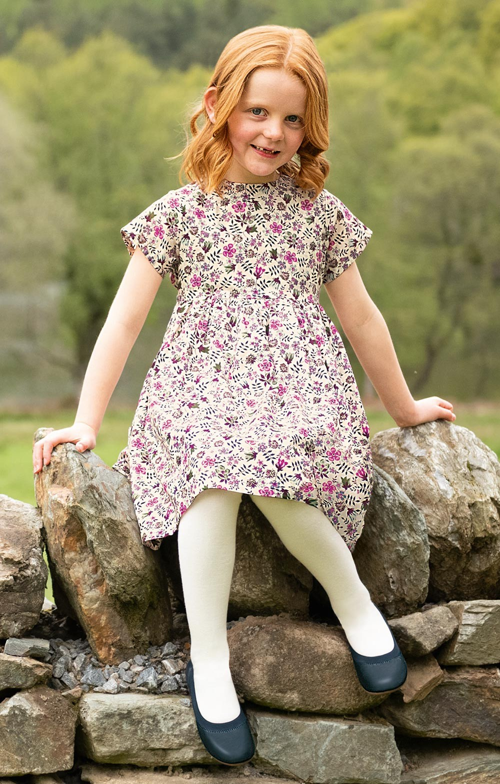 Girl?s Liberty Dress
