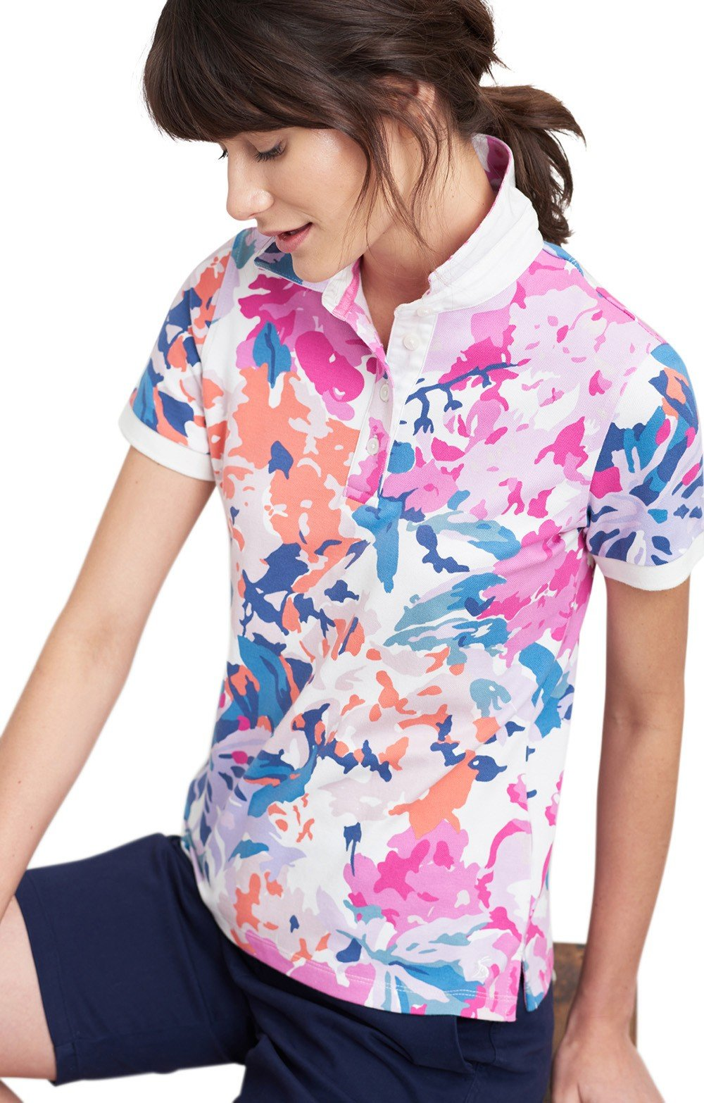 b24fe79976d Ladies Joules Pippa Print Shirt - House of Bruar