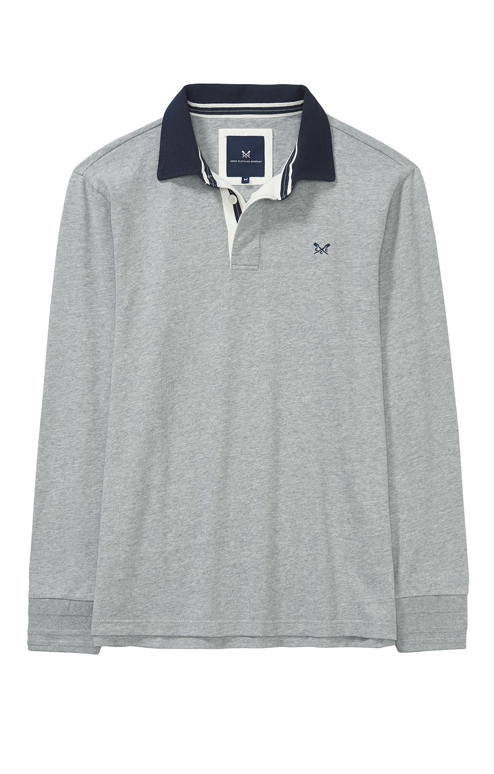 Mens Crew Clothing Classic Rugby Shirt House Of Bruar