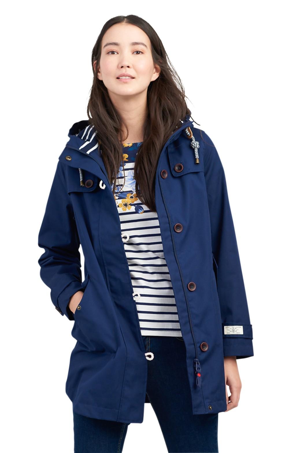 Ladies joules coast mid waterproof jacket house of bruar jpg 1000x1566 Navy  olive joules pinterest glamis 7f615bf10