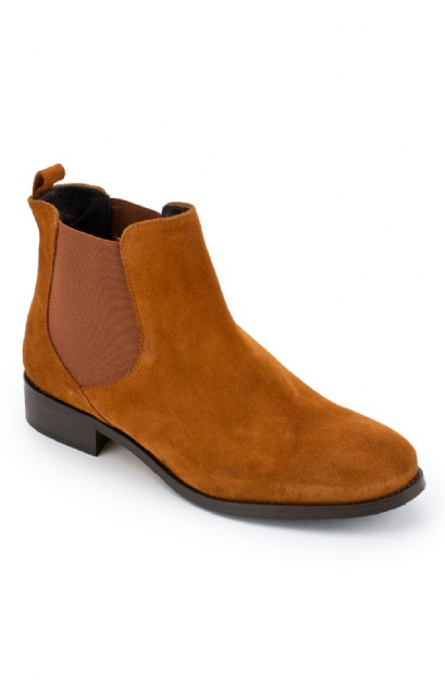 ce763acc671 Suede Chelsea Boot - House of Bruar