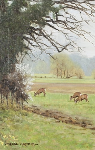 Edge of the Wood by Alistair Makinson
