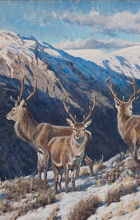 Stag Party by Justin Prigmore
