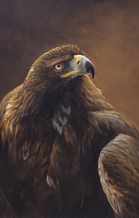 Golden Eagle by Richard Whittlestone