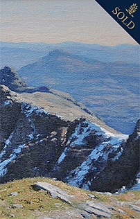 Liathach, Torridon by Peter Symonds