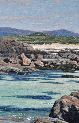 Crystal Waters, Iona by Peter Symonds