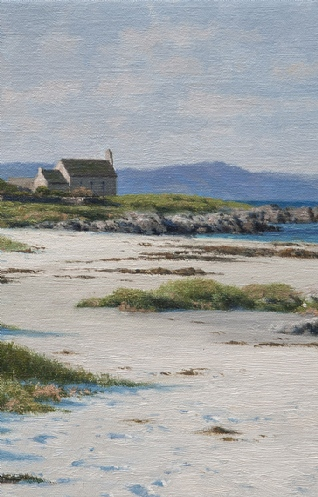 Early Summer, Iona by Peter Symonds