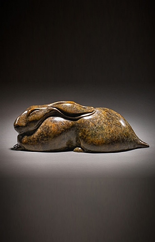 Hare by Simon Gudgeon