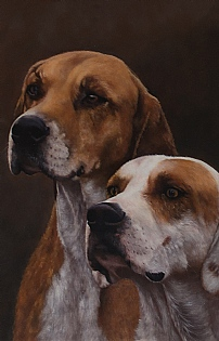 Hounds II by Stephen Park