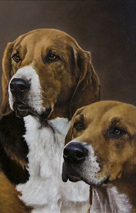 Hounds III by Stephen Park
