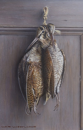 Brace of Woodcock by W.A. Westwood