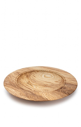 Olive Ash Large Platter by Fred O'Mahony