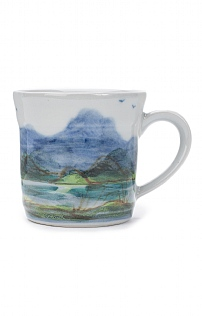 Highland Stoneware Small Mug