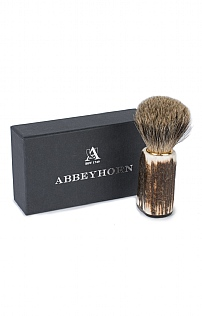 Abbeyhorn Shaving Brush