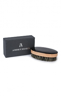 Abbeyhorn Oval Hair Brush