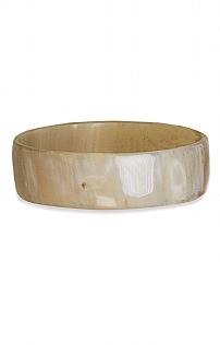 Abbeyhorn 20cm Cuff Bangle