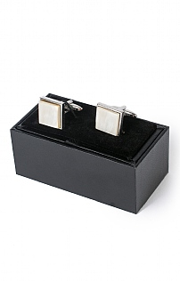 Abbeyhorn Square Cufflinks
