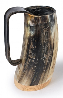 Abbeyhorn Medium Beer Mug