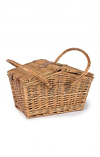 Classic Wicker Hamper