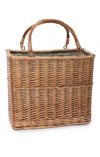 Lined Cooler Basket