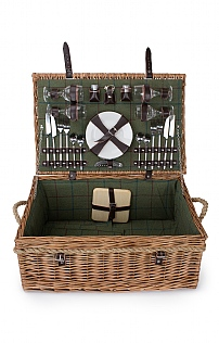 4 Person Rope Hamper
