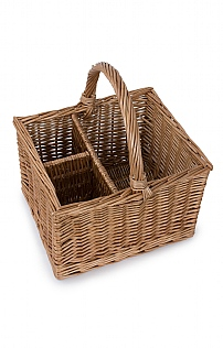 2 Bottle Butchers Basket
