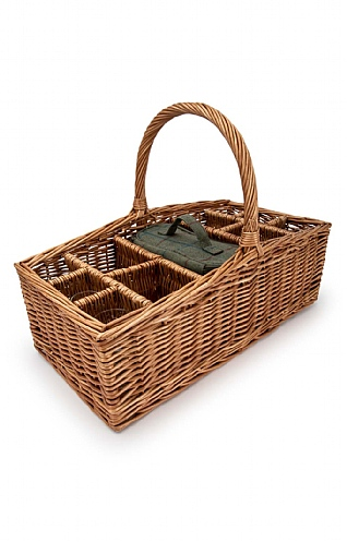 Basket and Cooler
