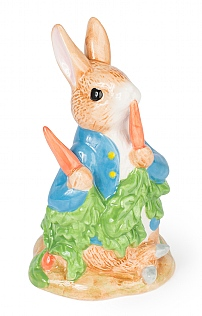 Beatrix Potter Figurine Money Bank