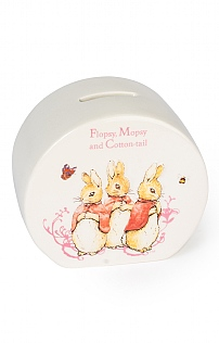 Beatrix Potter Classic Money Bank