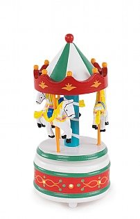 Small Music Box Carousel
