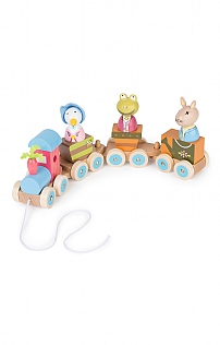 Beatrix Potter Puzzle Train