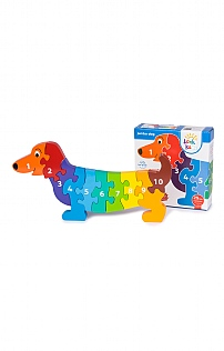 Wooden Jumbo Dog Jigsaw
